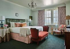 The Pontchartrain Hotel - New Orleans - Makuuhuone