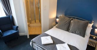 Edinburgh Caledonian Guesthouse - Edimburgo - Camera da letto
