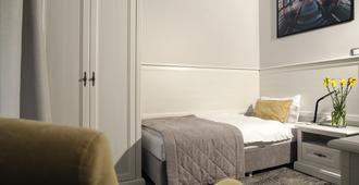 Apart-Hotel Naumov Lubyanka - Moscow - Bedroom