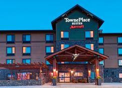 TownePlace Suites by Marriott Billings - Billings - Gebäude
