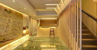 Bayman Hotel - Taipéi - Recepción