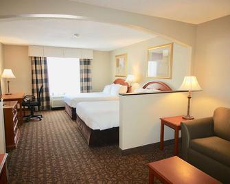 Days Inn & Suites by Wyndham Onalaska/La Crosse - Onalaska - Schlafzimmer