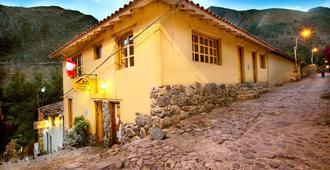 Parwa Guest House - Ollantaytambo - Building