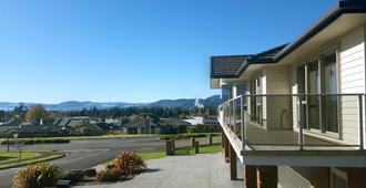 Rotorua Views BnB and Apartment - Rotorua - Vista del exterior