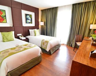Cocoon Boutique Hotel - Quezon City - Bedroom