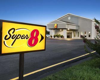 Super 8 by Wyndham Ardmore - Ardmore - Gebäude