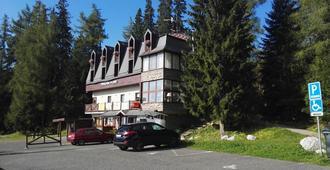 Penzion Pleso - Strbske Pleso - Gebäude