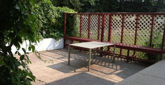 College Park Bed & Breakfast - Saskatoon - Patio
