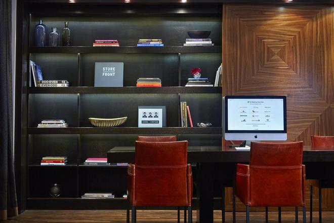 Shelburne Hotel & Suites By Affinia - New York - Business centre