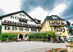 호텔 가스트호프 주르 포스트 길겐 - 성길벤 - 건물