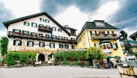 Gasthof Zur Post - Sankt Gilgen - Gebouw