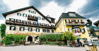 Gasthof Zur Post - Sankt Gilgen - Building