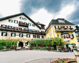 Gasthof Zur Post - Sankt Gilgen - Gebäude