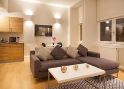 Premier Suites Plus Glasgow George Square - Glasgow - Sala de estar