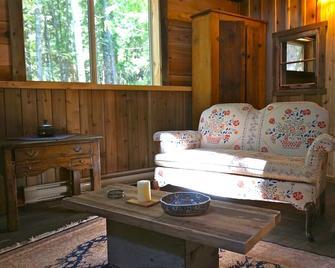 Logden Lodge - Nelson - Sala de estar