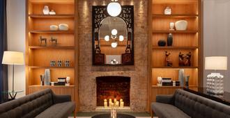 Radisson Blu Edwardian Bloomsbury Street Hotel, London - Londres - Sala de estar