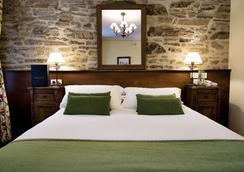 聖克萊門特酒店 - 聖地牙哥康波 - 聖地亞哥-德孔波斯特拉 - 臥室
