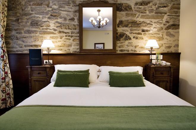 Hotel San Clemente - Santiago de Compostela - Κρεβατοκάμαρα