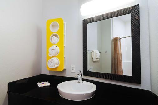 Motel 6 Midland - Tx - Midland - Bathroom