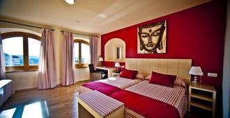 Hotel Condes de Castilla - Segovia - Bedroom