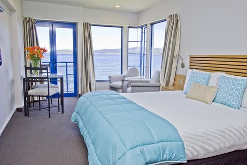 Clearwater Motor Lodge - Taupo - Bedroom