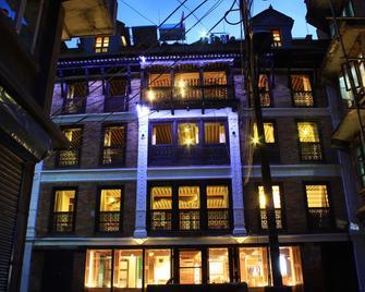 Hiranya Guest House - Lalitpur - Building