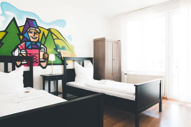 Stayinn Freiburg - Hostel - Freiburg im Breisgau - Bedroom