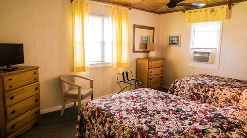 Sun 'N' Sand Motel - Stone Harbor - Bedroom