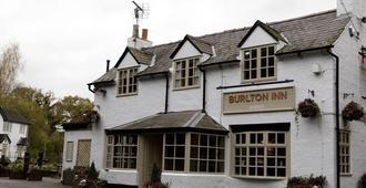 Burlton Inn - Shrewsbury - Toà nhà