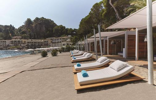 Belmond Villa Sant'Andrea - Taormina - Strand