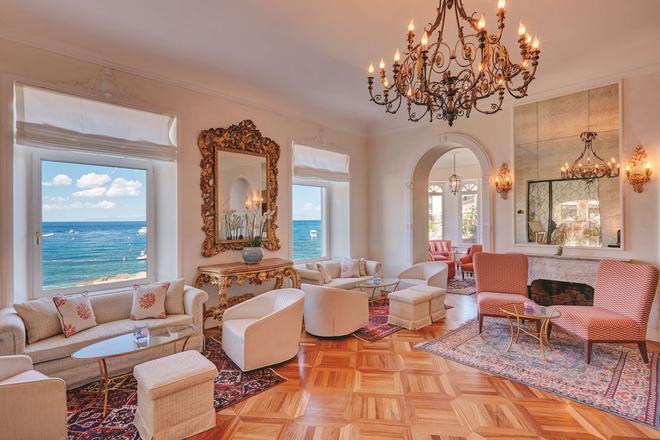 Belmond Villa Sant'Andrea - Taormina - Lounge