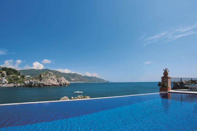 貝爾蒙多聖安德烈酒店 - 陶爾米納 - 陶爾米納 - 游泳池