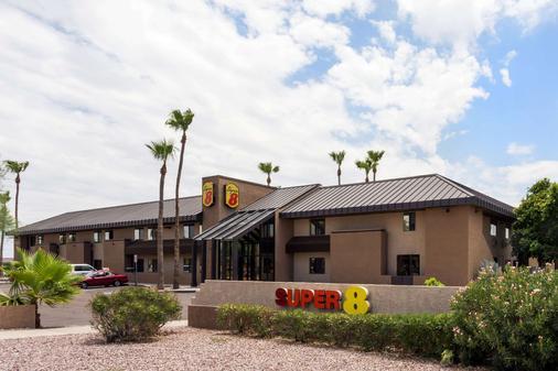 Super 8 by Wyndham Chandler Phoenix - Chandler - Gebäude