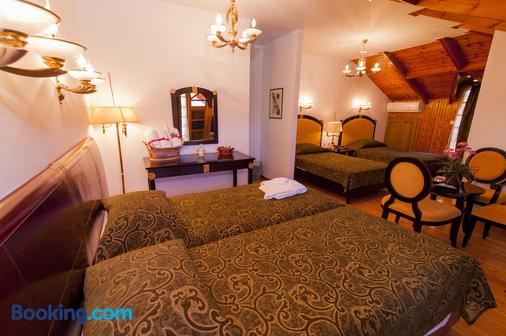 Krikonis Suites Hotel - Ioánnina - Phòng ngủ