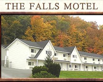 The Falls Motel - Watkins Glen - Gebouw