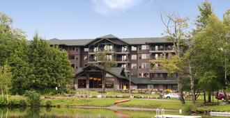 Hampton Inn & Suites- Lake Placid, NY - Lake Placid - Building