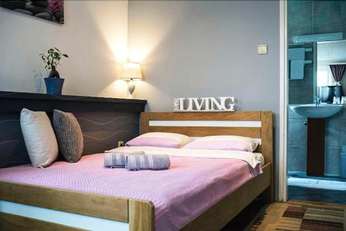 Rooms Madison - Zagreb - Bedroom