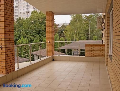 SV Park Hotel - Kharkiv - Balcony