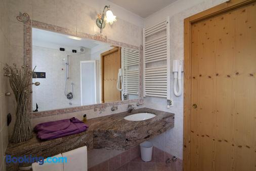 Garnì Aparthotel Princess - Canazei - Bathroom