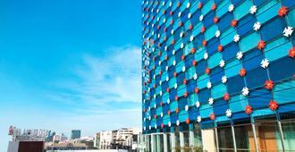 水門夜光飯店 - 曼谷 - 建築