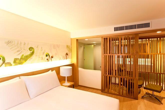 Glow Pratunam - Bangkok - Bedroom