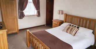 The Cornishman Inn - Tintagel - Bedroom