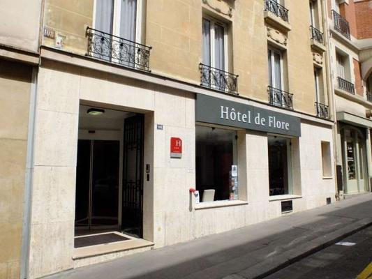 Hotel de Flore - Paris - Building