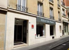 Hotel de Flore - Париж - Здание