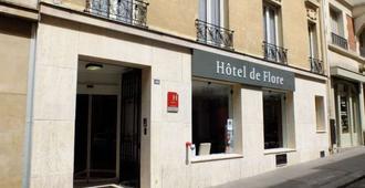 Hotel de Flore - París - Edificio
