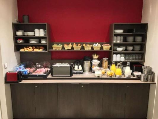 Hotel de Flore - Paris - Buffet