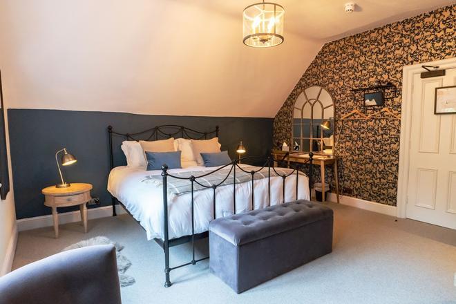 Bull Inn - Reading - Phòng ngủ