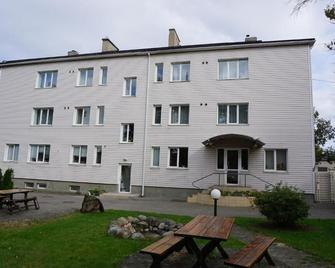Hotel Duets - Daugavpils - Gebouw