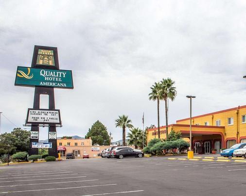 Quality Hotel Americana Nogales - Nogales - Building