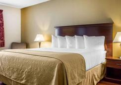 Quality Hotel Americana Nogales - Nogales - Bedroom